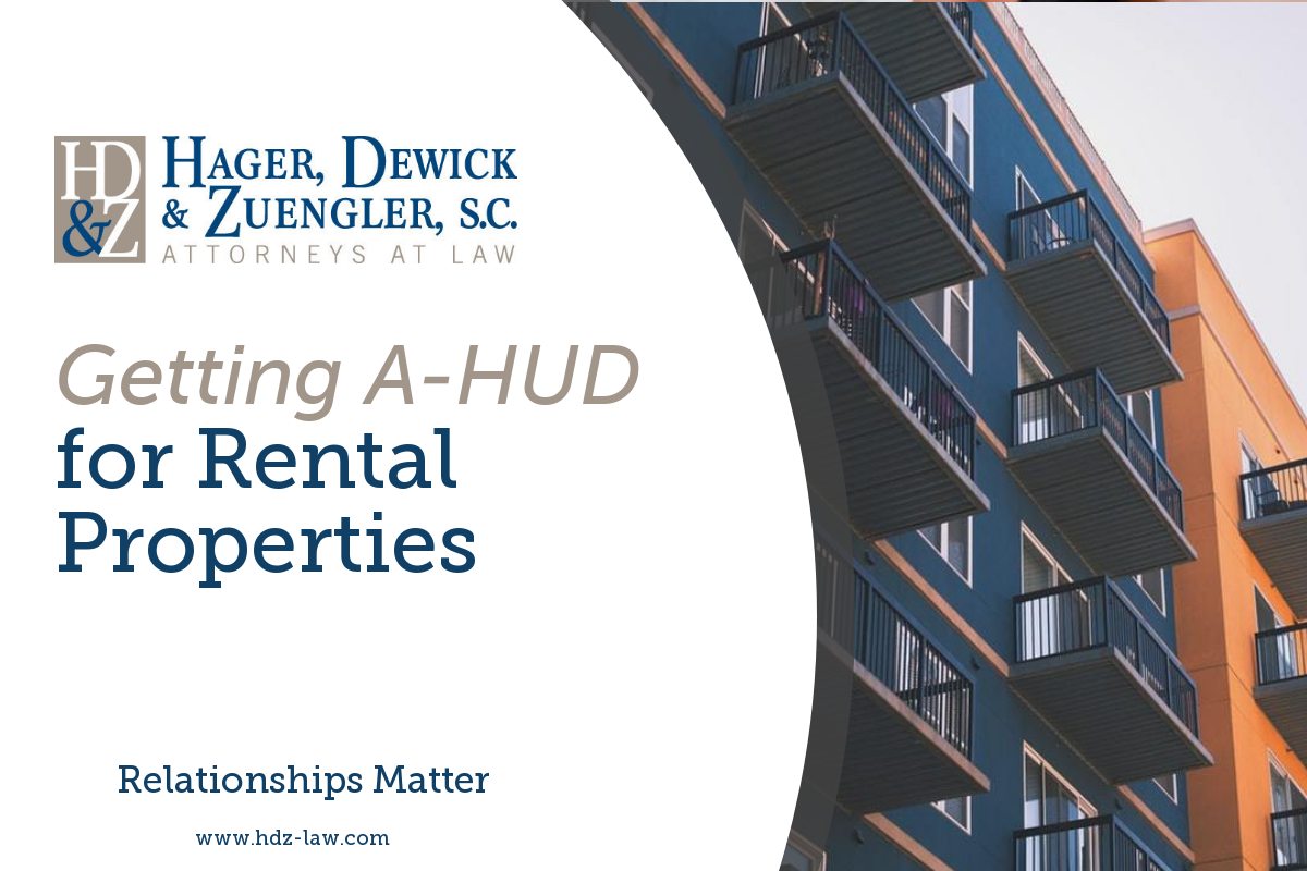 HUD Rental Properties
